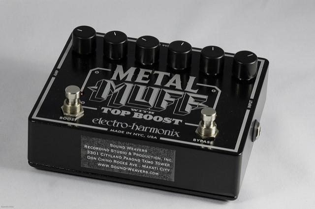 Top 10 Best Distortion Pedals for Metal 2019 – Ultimate Review