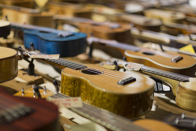 Ukuleles for Beginners Buying Guide