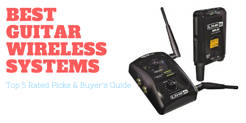 Best Guitar Wireless Systems For The Money Reviews