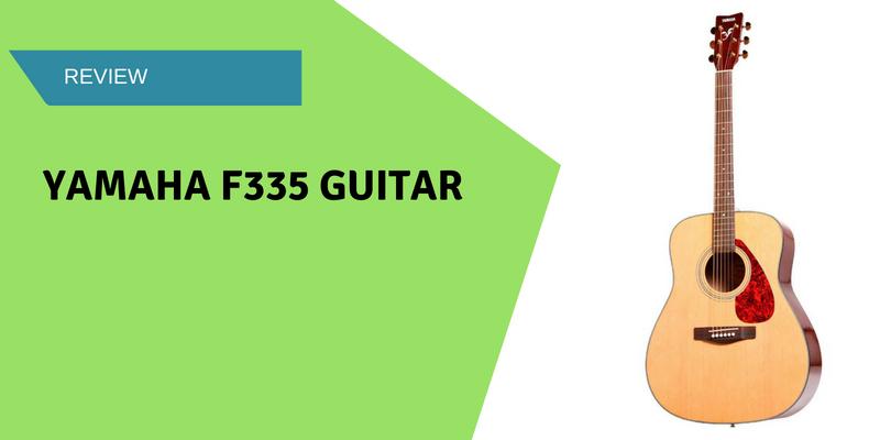 Yamaha F335 Guitar Review