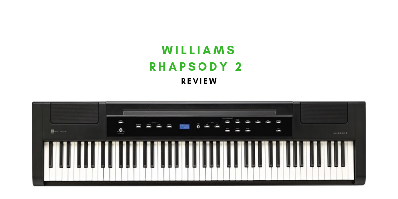 williams rhapsody 2 review is this keyboard any good. Black Bedroom Furniture Sets. Home Design Ideas
