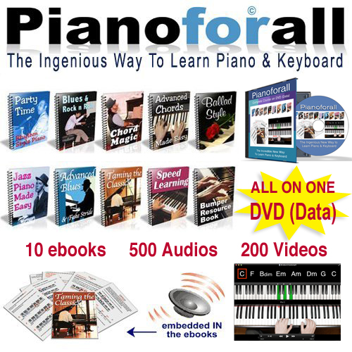 Pianoforall Review – Learn Piano Quickly and Easily