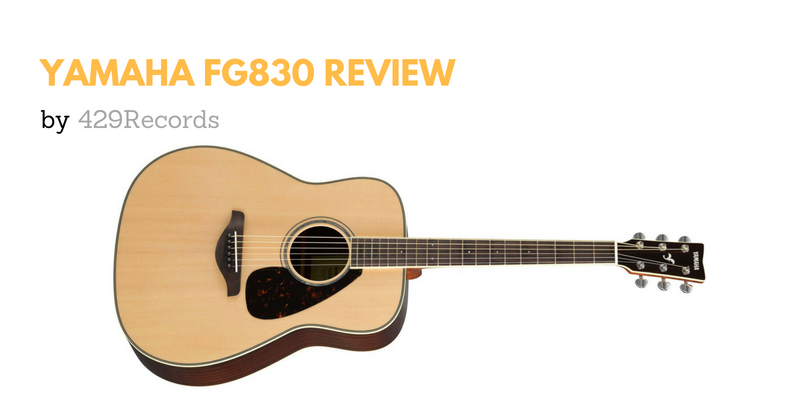 Yamaha FG830 – A Worthy Upgrade At An Unbeatable Price!