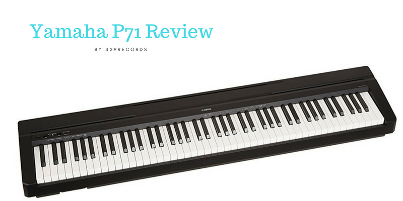 Yamaha P71 Review