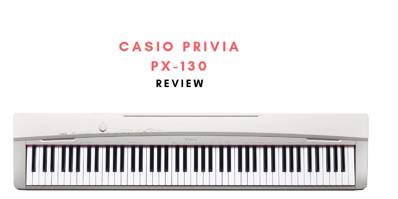 BEST Casio Privia PX-130