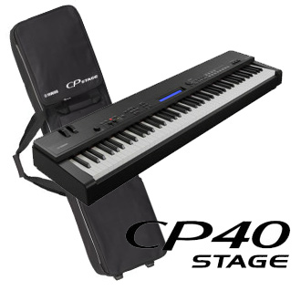 Yamaha CP40 Review - Is this keyboard wothy for your money?