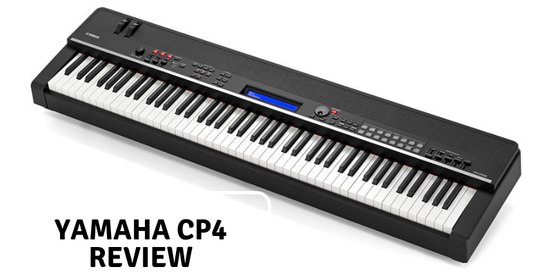 Yamaha CP4 Review - Is This keyboard Worth your Money?