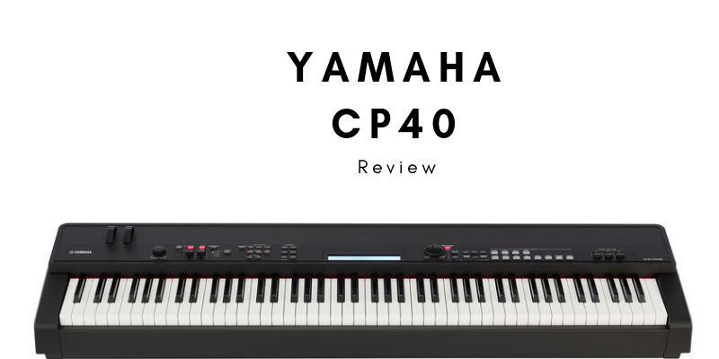 Yamaha Cp Piano Review