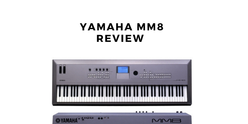 Yamaha MM8 Music