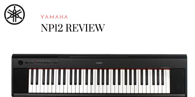 Yamaha NP12 61 review