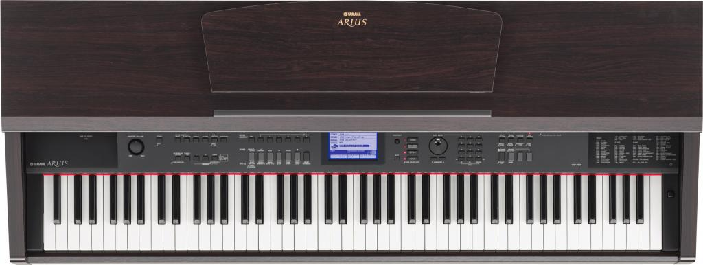 Yamaha YDPV240 review