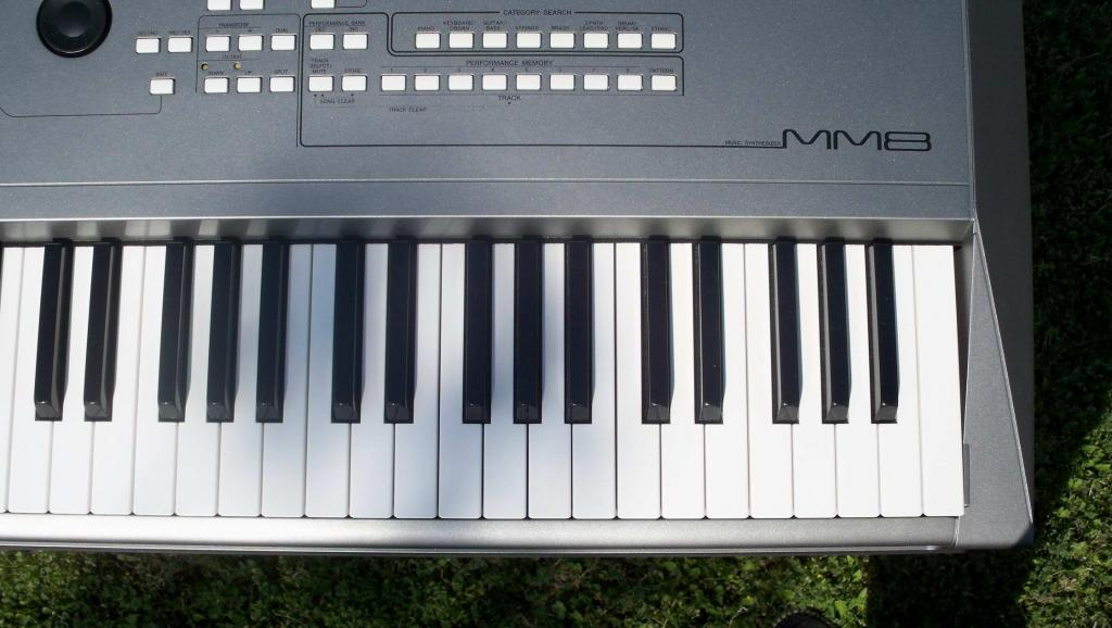 Yamaha MM8 - Is this keyboard any good for you?