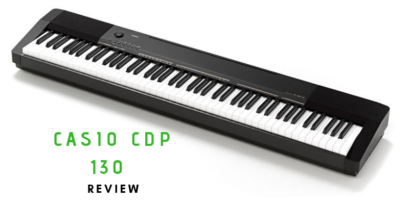 Casio CDP 130 review