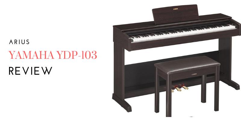 Yamaha YDP-103 Review