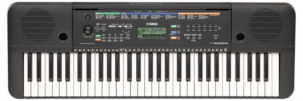 Yamaha PSR-E253 Review - Is this keyboard any good?