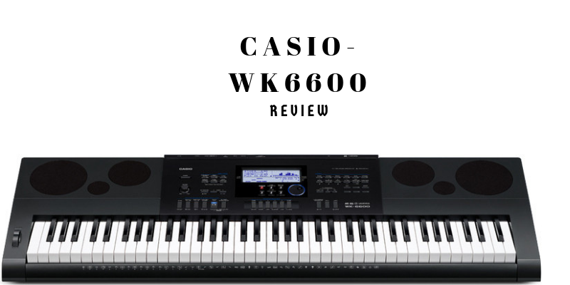 Casio WK-660 Review