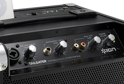Tailgate Speakers