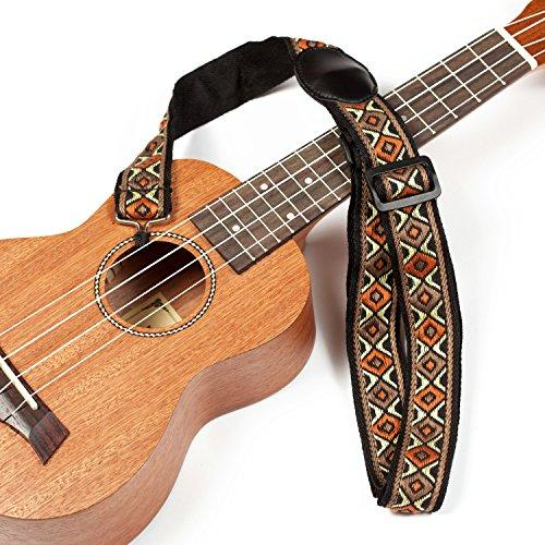 Top 8 Best Ukulele Straps On The Market 2019 Reviews