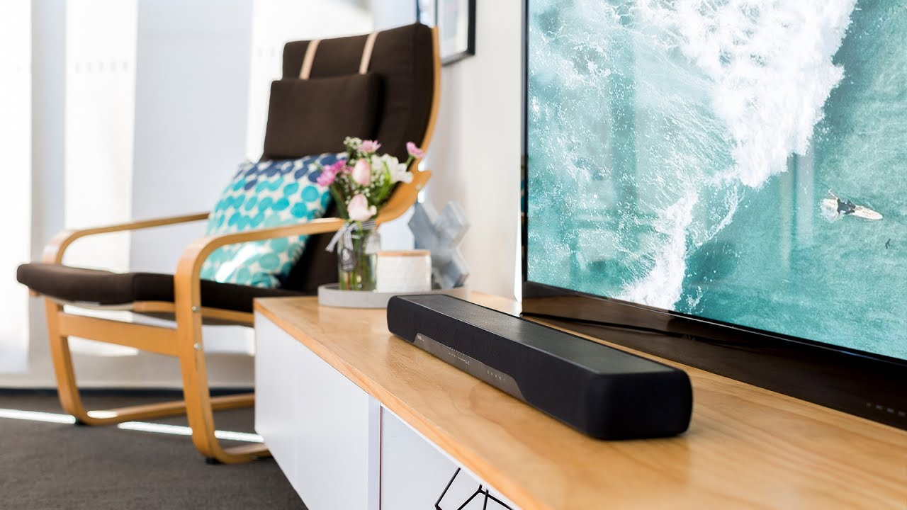 Wireless TV Speakers