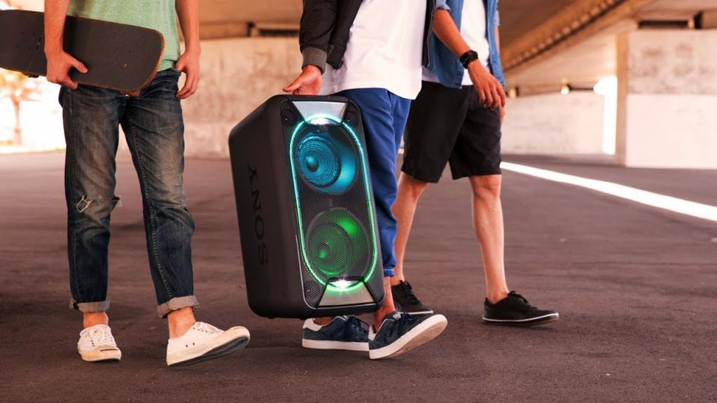 best Tailgate Speakers