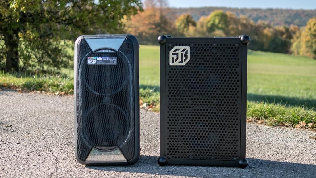 best Tailgate Speakers reviews