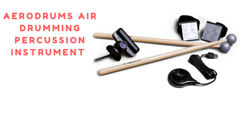 Aerodrums Air Drumming Percussion Instrument Review