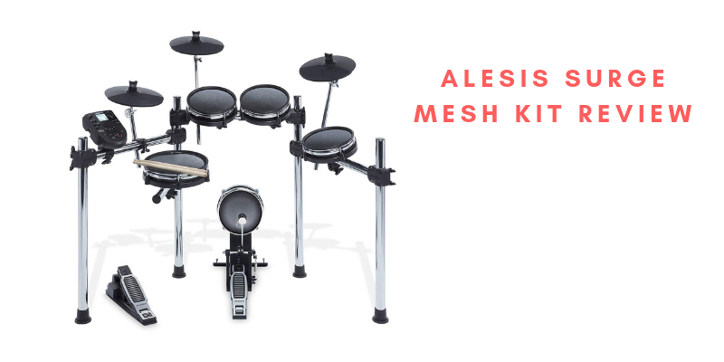 Alesis Surge Mesh Kit Review