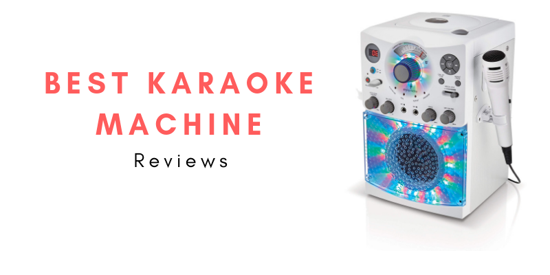Best Karaoke Machine