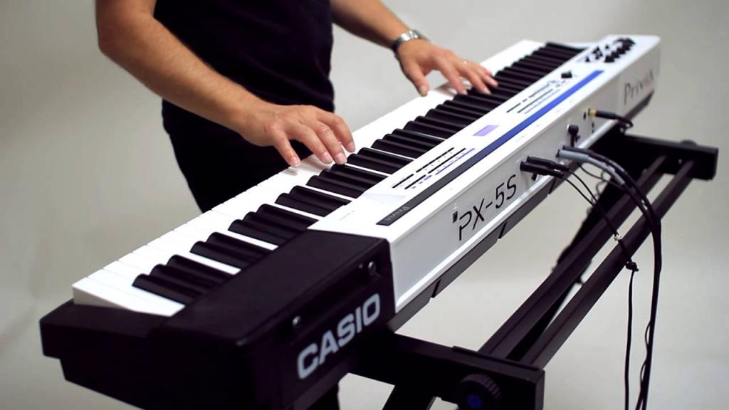 Casio Digital Keyboards reviews