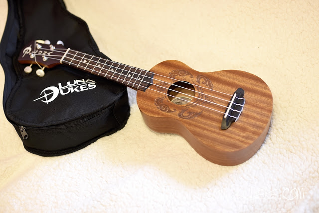 Luna Ukulele reviews