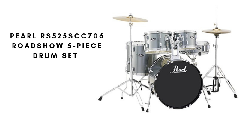 Pearl RS525SCC706 Roadshow 5-Piece Drum Set Review
