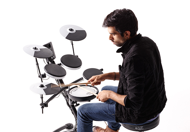 Roland TD-1KV Electronic Drum Set Review