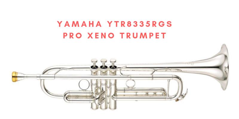 Yamaha YTR8335RGS Pro Xeno Trumpet