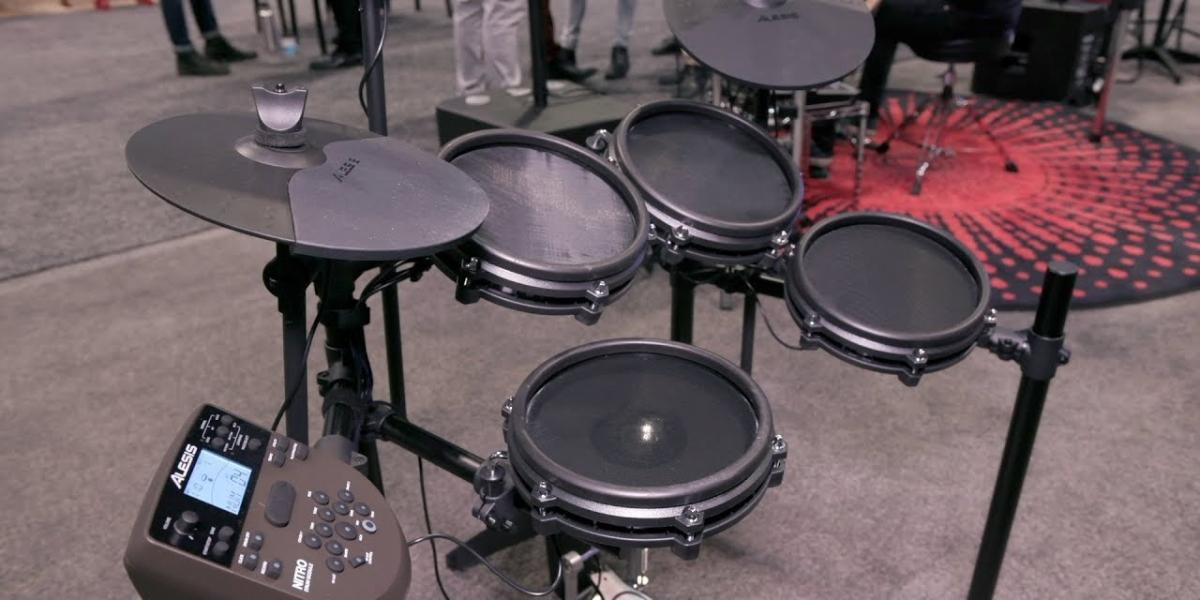 Alesis Drums Nitro Electronic Drum Kit Review