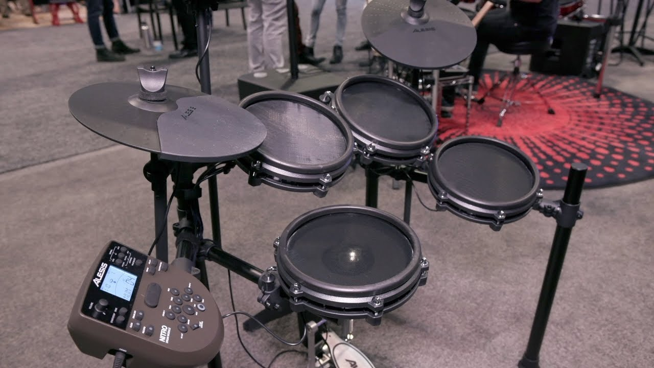 Alesis Drums Nitro Electronic Drum Kit Reviews