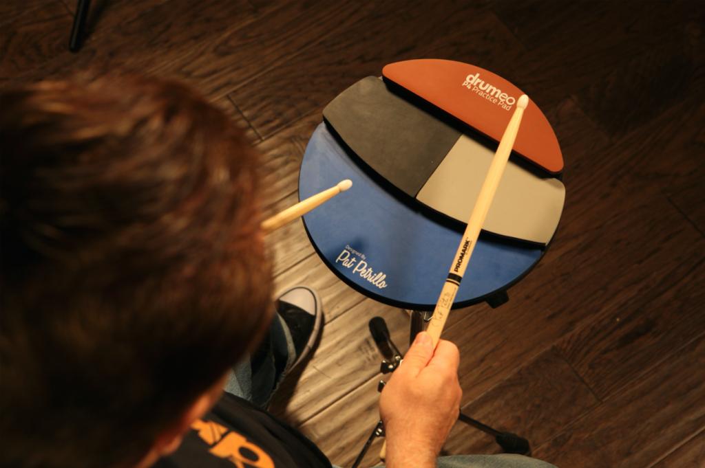 drums practice