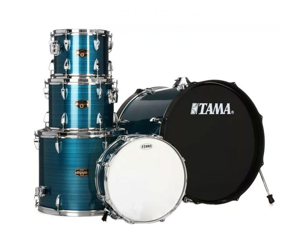 Tama Imperialstar 5-Piece Complete Drum Kit