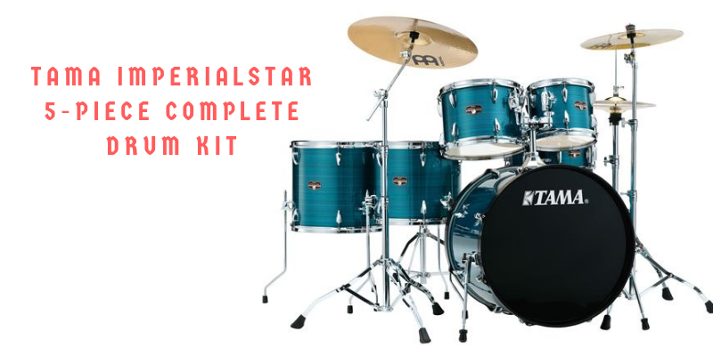 tama imperialstar 5 piece complete drum kit review updated. Black Bedroom Furniture Sets. Home Design Ideas
