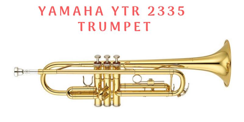 Yamaha YTR 2335 Trumpet Review