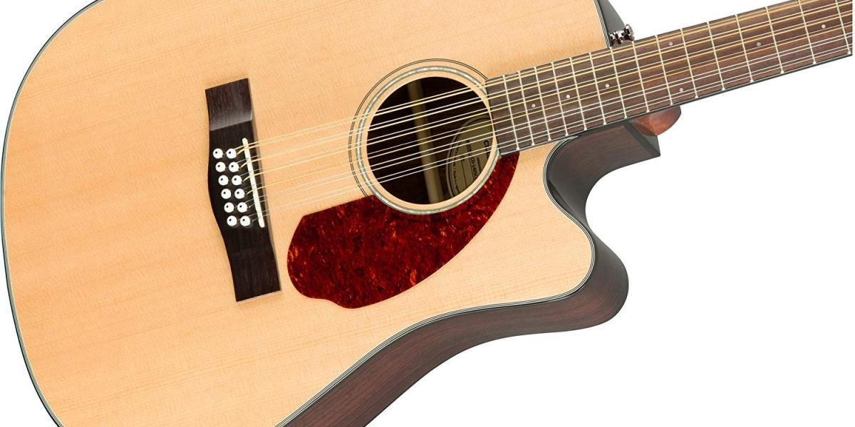 Top 10 Best 12 String Guitars To Buy In 2019 Reviews