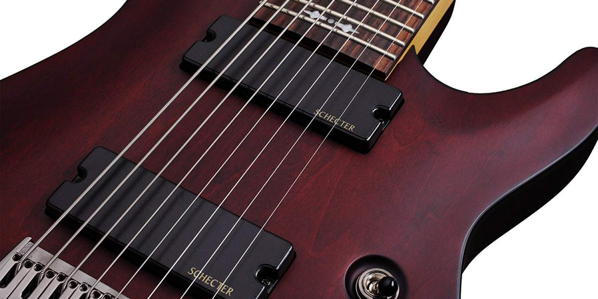 Top 7 Best 8-string Guitars On The Market 2019 Reviews