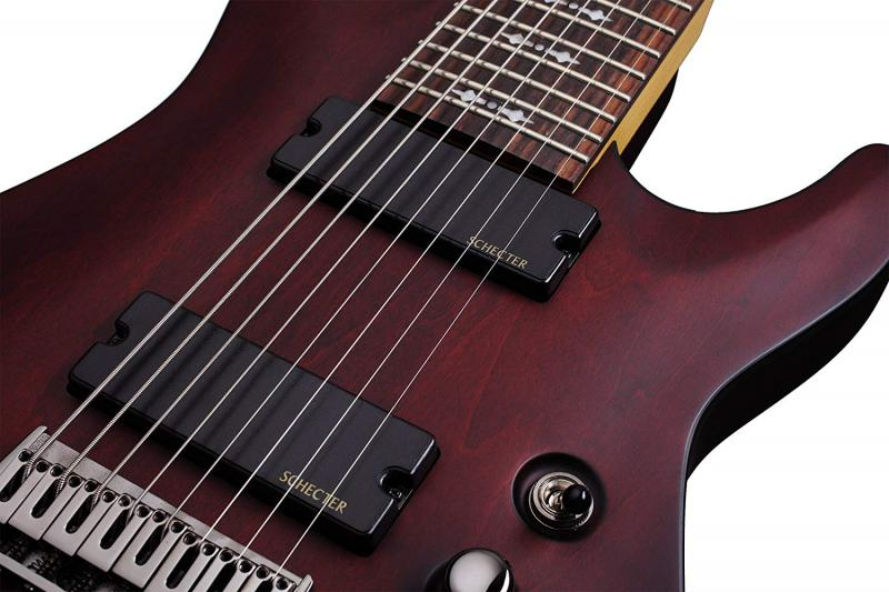 Best 8-string Guitars