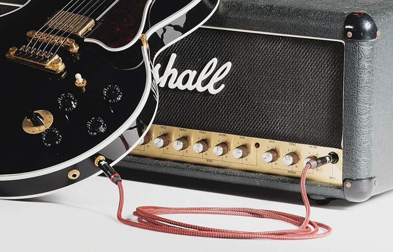 Best Guitar Cables In 2021 – Our Top Ten Ranked