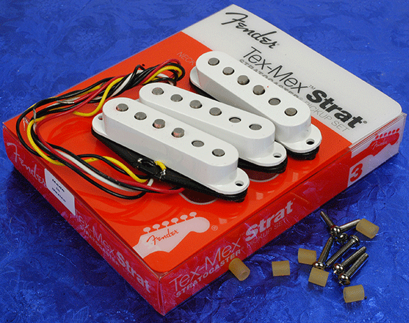 Stratocaster Pickups reviews