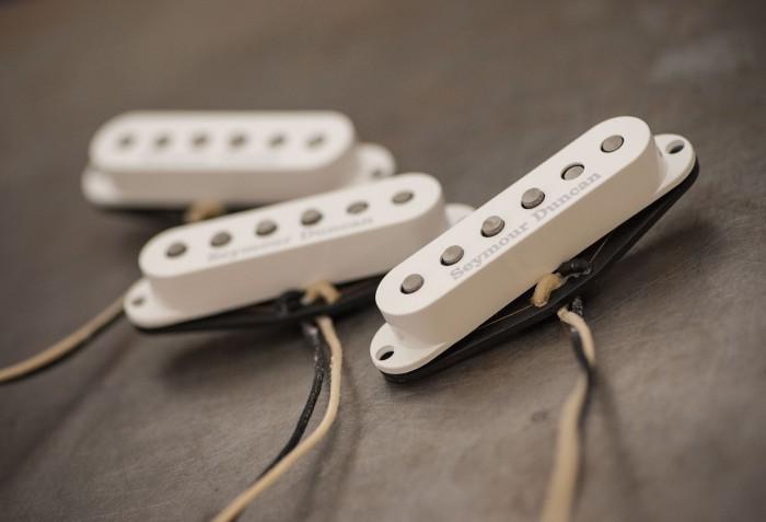 Stratocaster Pickups
