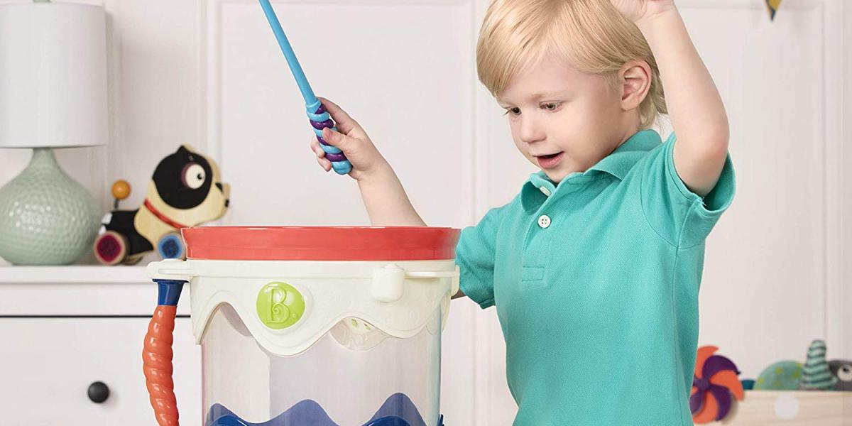 Top 9 Best Baby And Toddler Drum Sets To Buy 2019 Reviews