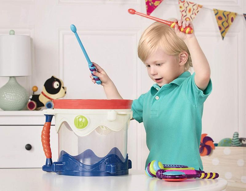 Best Baby And Toddler Drum Sets