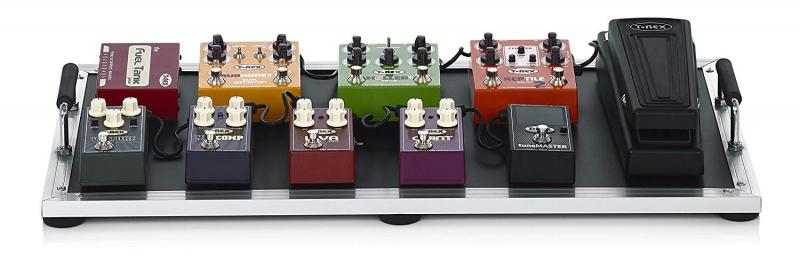 Best Guitar Pedal Boards