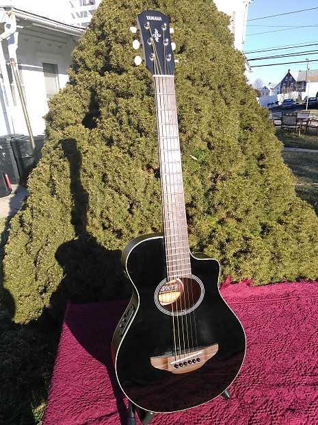 Yamaha APXT2 3/4-Size Acoustic-Electric Guitar – Black Review