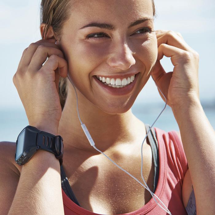 workout headphones earphone